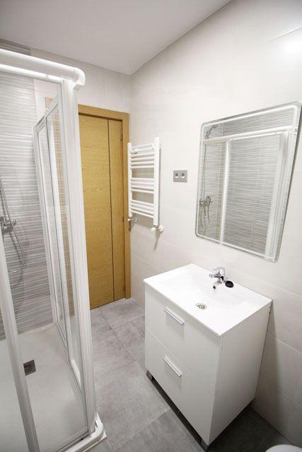 Cambiar ba era por ducha en madrid norlux instalaciones sl - Cambio de banera por ducha madrid ...