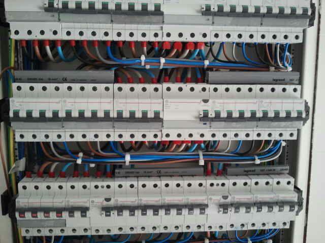 Reformas Instalación Eléctrica Madrid